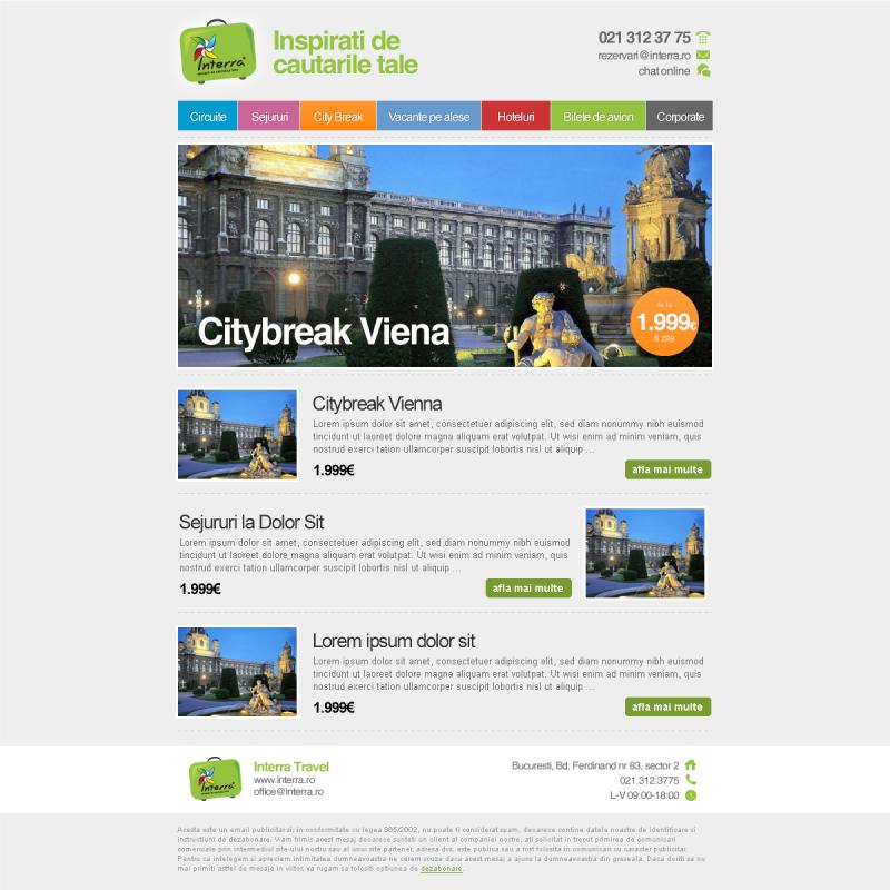 Interra - Newsletter