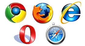 Statistici browsere
