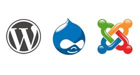 Comparatie intre WordPress, Drupal si Joomla