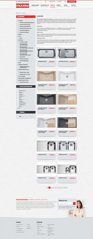 listare produse, realizare magazin online, realizare shop online
