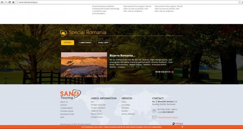 realizare site, dezvoltare site, web design