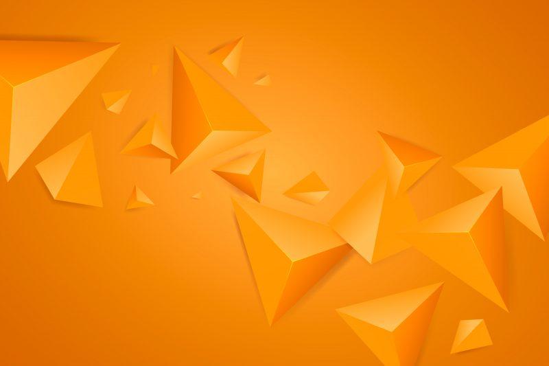 culori tridimensionale web design
