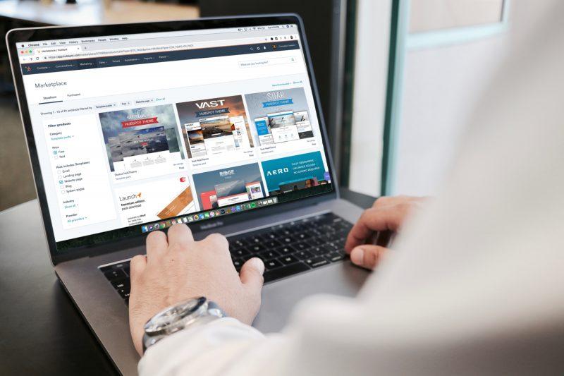 realizare site şi web design