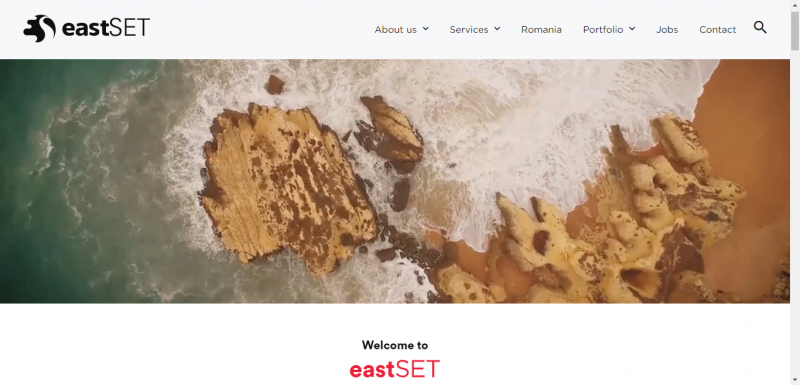 eastset web design magazin online