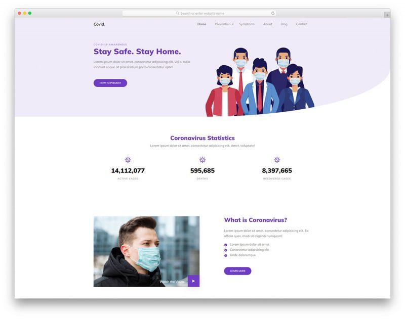 web design pentru cauze